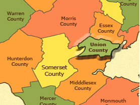 union-County-Map